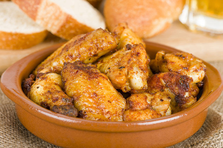 receta pollo a la naranja thermomix