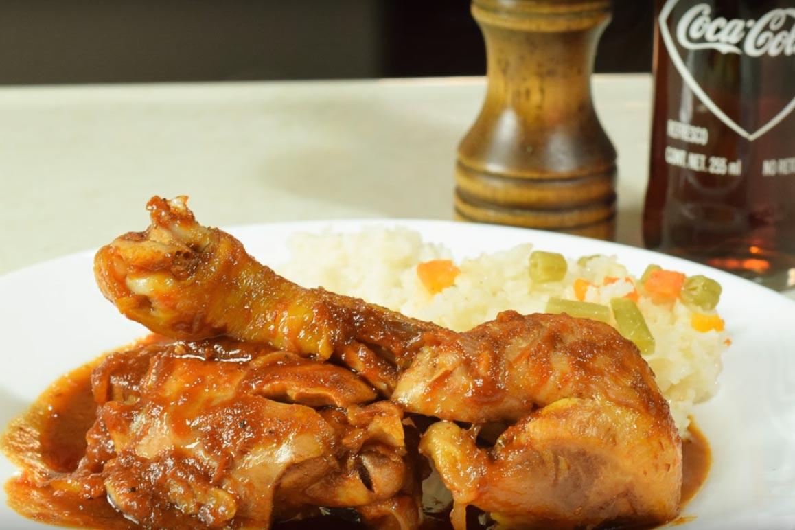Pollo ala para de recetas preparar naranja muslos