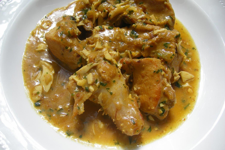 Pollo En Pepitoria En Thermomix Receta Deliciosi Com