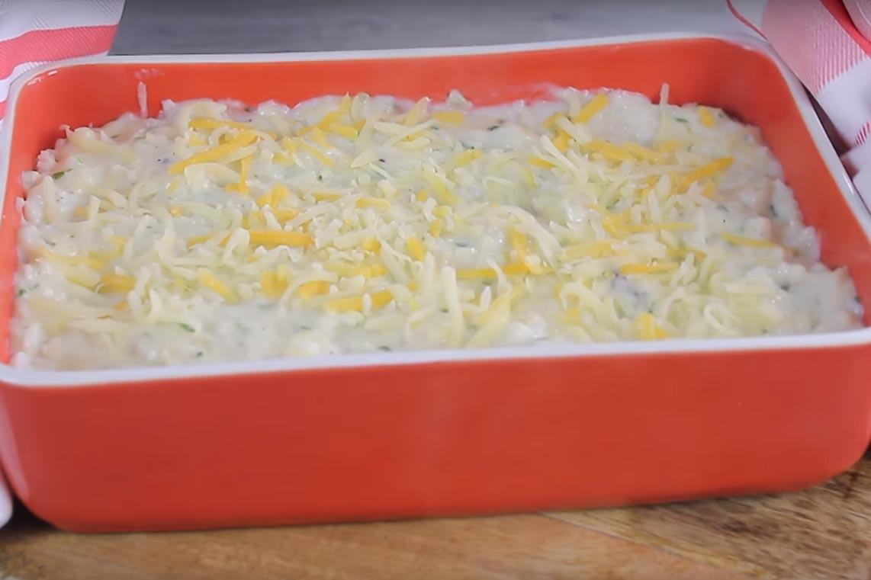 Bacalao con nata o a la nata - Bechamel con nata para cocinar ...