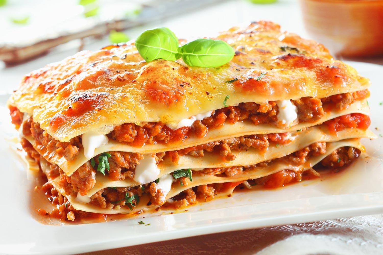 Berenjena para adelgazar preparacion de lasagna