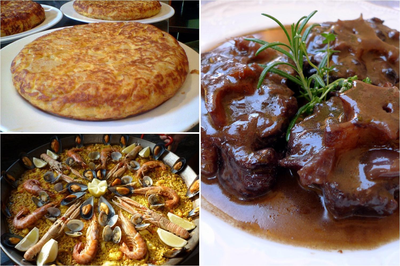 Recetas de cocina espanola sencillas