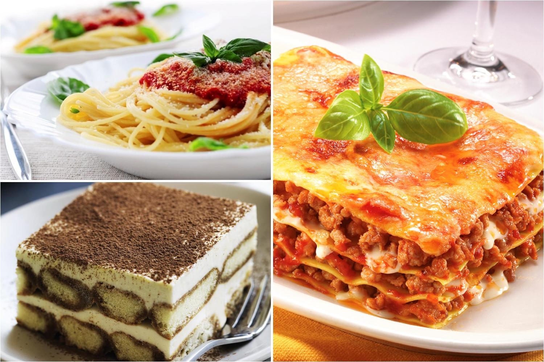 comida italiana recetas t picas de la cocina italiana