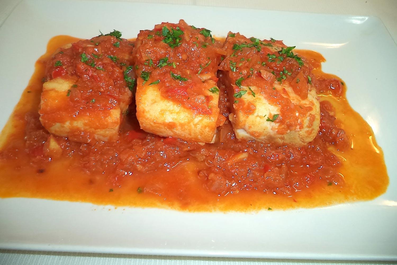 Bacalao con tomate con thermomix - Bacalao con garbanzos y patatas ...