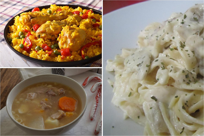 platos de cuchara faciles y rapidos