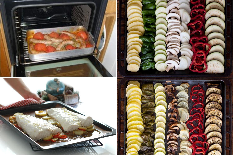 Recetas Al Horno Eléctrico O Gas Cocinar Comida Al Horno
