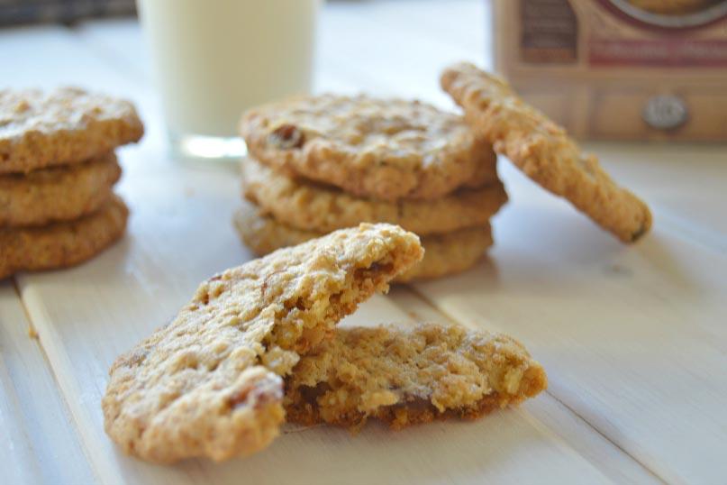 recetas de galletas para diabeticos con thermomix