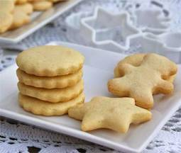 Galletas de mantequilla en Thermomix