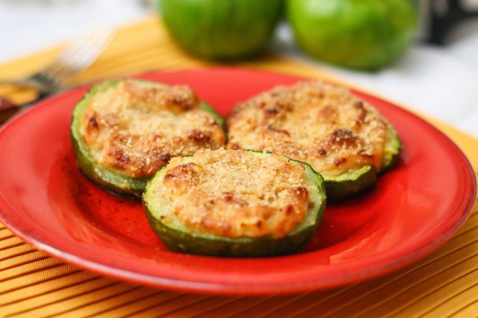 Receta De Zapallitos Rellenos Sin Carne Zapallitos Vegetarianos