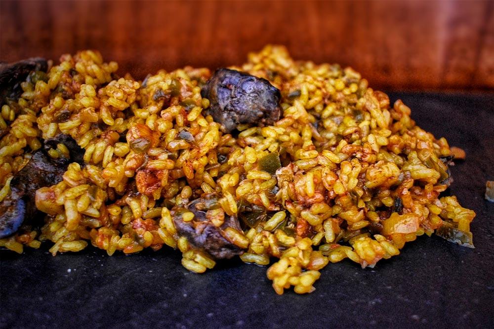 Receta De Arroz Con Higaditos De Pollo Deliciosicom