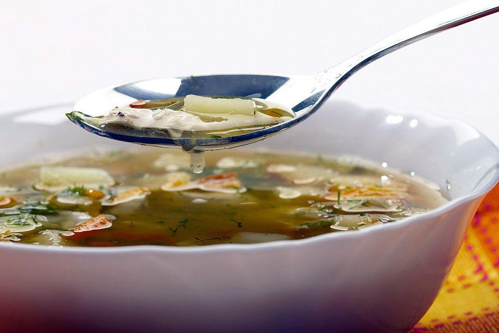 Dieta de la sopa quemagrasa