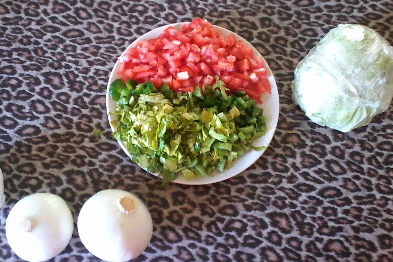 Sopa de verduras para bajar de peso en 7 dias