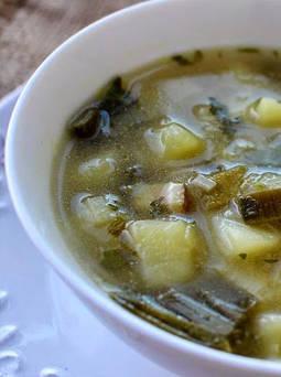Sopa de coliflor para bajar de peso